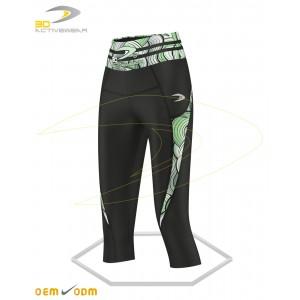 Arrow Gym Capri Leggings