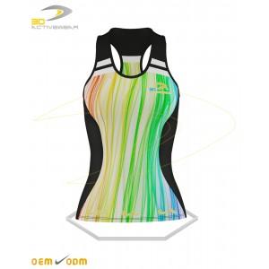Rainbow Gym Tank Top