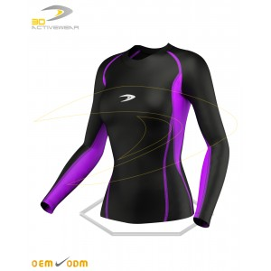 Try long sleeve top