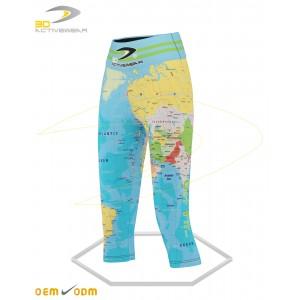 World yoga Capri Leggings